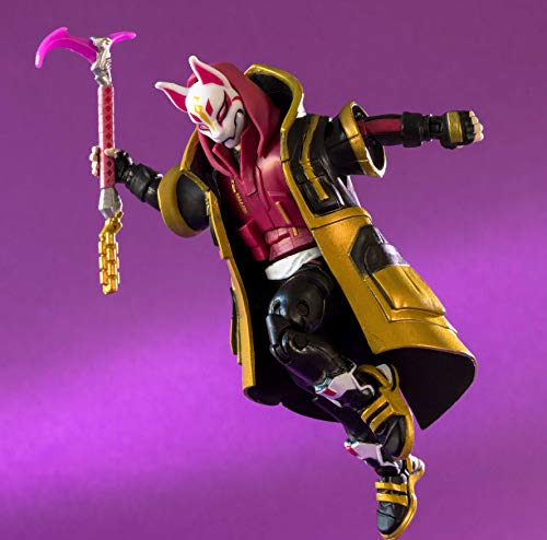 Jazwares- Fortnite Figura Solo Mode Deriva (Drift), Multicolor (FNT0012) , color/modelo surtido 4