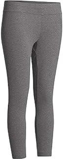 c82b3b9318a88 Domyos 500 Fit + Women's Slim-Fit Gym & Pilates Leggings - Mottled Grey