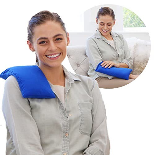 Microwavable Neck and Shoulders Pillow