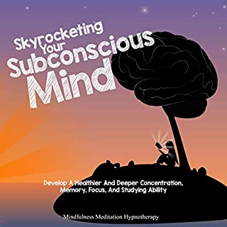 Skyrocketing Your Subconscious Mind cover art
