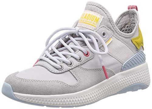 Palladium Damen Axeon Army R W Sneaker, Grau (Nimbus Cloud S99), 38 EU