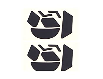 Mouse Skates / Mouse Feet Pads for Logitech G900  2 sets of replacement mice feet