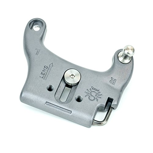 Spider Pro Plate v2 Kameraplatte inkl. Anti-Twist-Pin Pro Hüft-Tragesystem