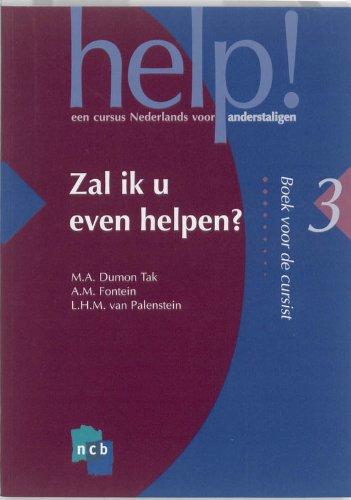 Zal ik u even helpen?: cursistenboek
