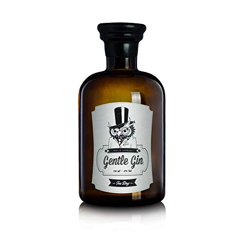 Gentle Gin Tea Dry Small Batch - Hand Made, 0.5 L