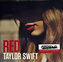 Taylor Swift: Red (Colored Vinyl) Vinyl 2LP (Record Store Day)