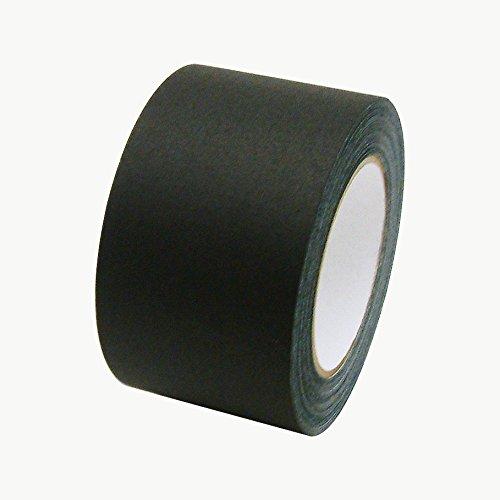 JVCC GAFF30YD Premium Grade 30 Yard Gaffers Tape: 3 in. (72mm Actual) x 30 yds. (Black)