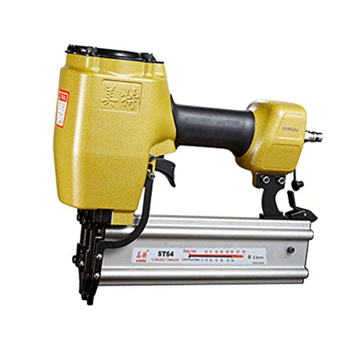 ST64 14 Gauge 3/4-Inch to 2 1/2-Inch Heavy Duty Nailer Pneumatic T Nailer Concrete Nailer Concrete T-Nailer