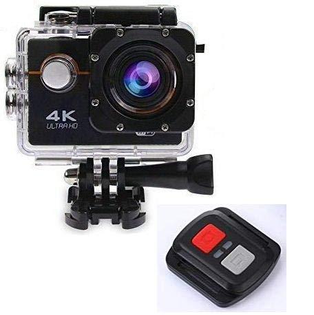 Rhobos Action Cam 4K Sport Camera Wi-Fi Underwater Camera Helmet Camera 170° Wide Angle