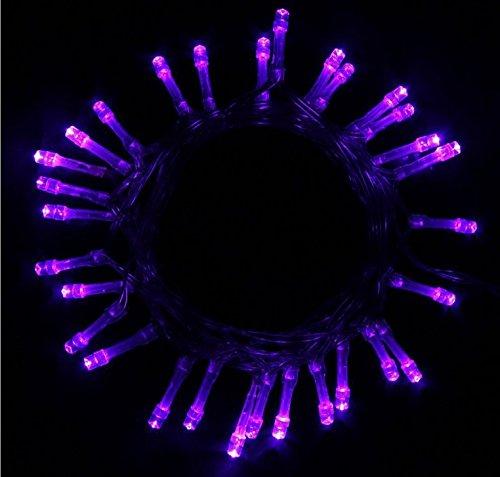 CroLED, Leuchtstreifen violett