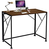 ComHoma Writing Computer Folding Office Table