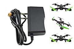 7.4V Battery Charger for Sky Viper 2900 Pro Drone Wall plug battery charger. No nee for USB wall adapter Quick Shipping Reliable Charger Ever Made