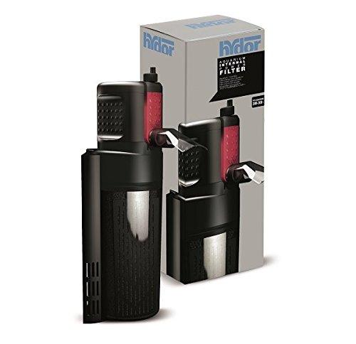 Hydor Aquarium Internal Filter Crystal Duo 200-300 Innenfilter für Süß- oder Meerwasseraquarium, zweistufige Filterung, mehrere Versionen