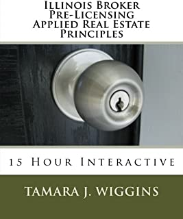 Illinois Broker Pre-Licensing Applied Real Estate Principles