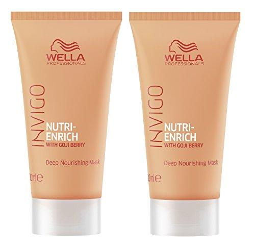 Wella Mascaras pour Cheveux - Lot de 2