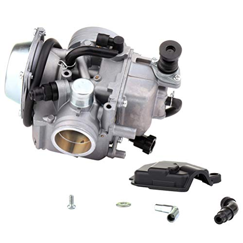 OCPTY Motorcycle Carburetor Kit Fit for 1988 1989 1990 1991 1992 1993 1994 1995 1996 1997 1998 1999 2000 for Honda FourTrax 300 TRX300 2x4 4x4 Carb Carburetor