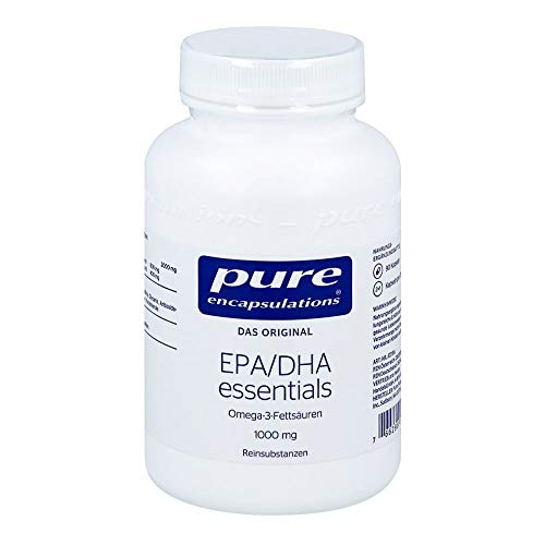 Pure Encapsulations EPA/DHA essentials 1000 mg 90 Kapseln