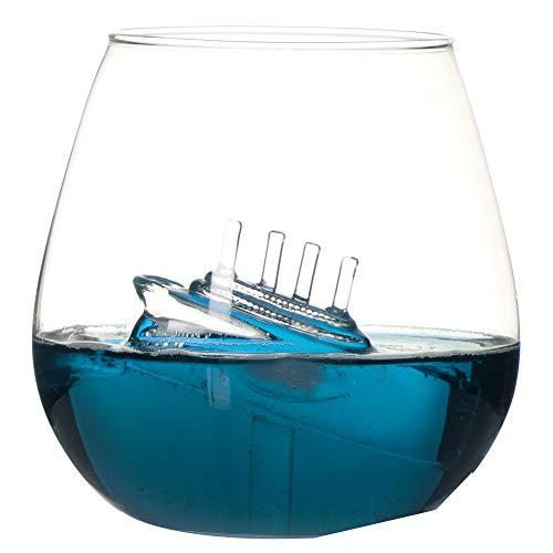 Bar Bespoke Lieferung in einem Glas.