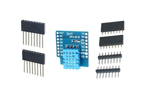 B2Q DHT11 Shield für WeMos D1mini Temp.-Luftfeuchte-Sensor (0034)