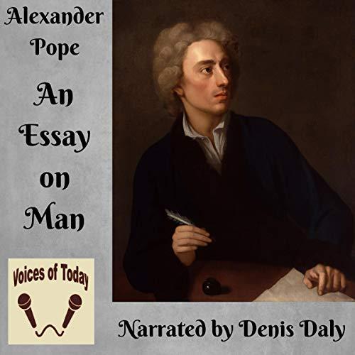 An Essay on Man Titelbild