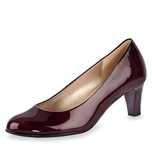 Gabor Damen Pumps 95.300.71 rot 494565