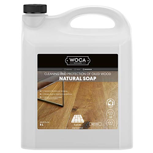 WOCA 511050A Natural Soap Bodenreiniger, neutral