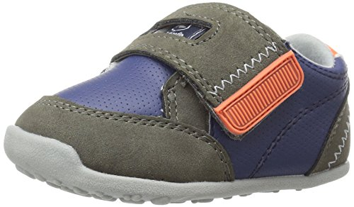 Carter's Every Step Baby Boys Infant 1st Walker Taylor one Strap Athletic...