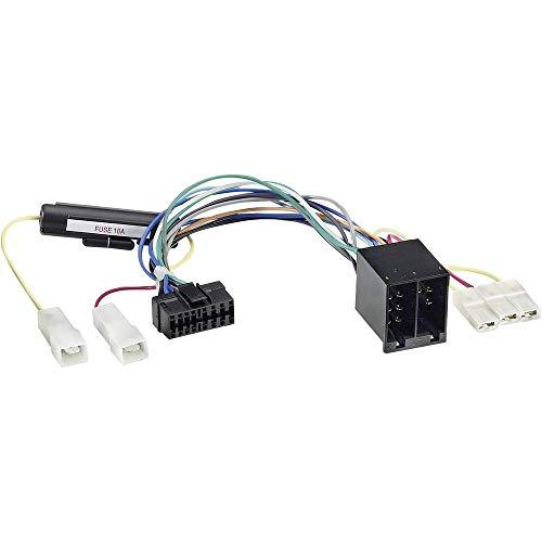 AIV autoradio-adapter voor het aansluiten van een Sony-radio op ISO-aansluitingen.