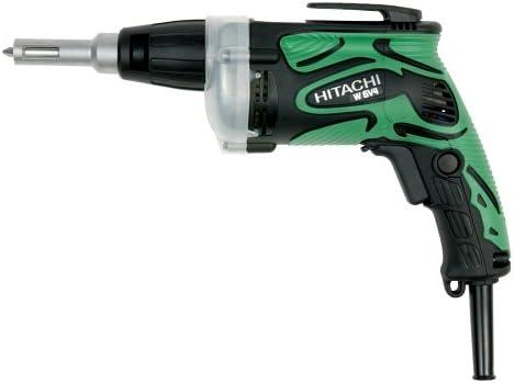 Hitachi Screw Gun W6V4 6.6 Amp Drywall Screwdriver