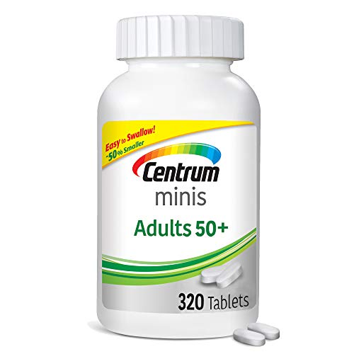 Centrum Minis Adult 50+ (320 Count)…