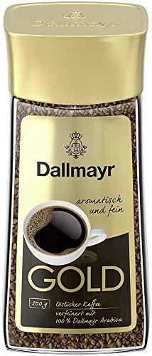 Dallmayr Instant GOLD Kaffee Bild