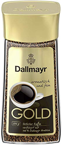 Dallmayr Instant GOLD Kaffee, 200 g