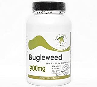 Bugleweed 900mg ~ 180 Capsules - No Additives ~ Naturetition Supplements