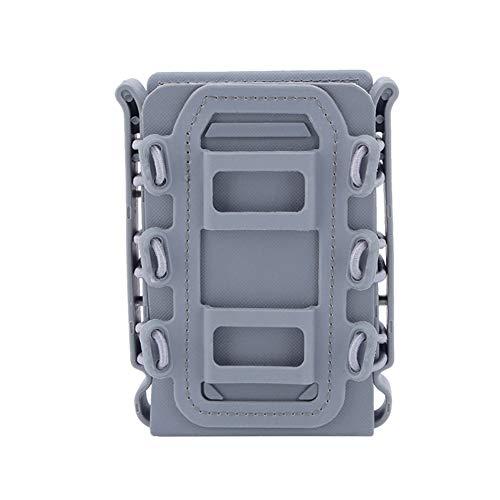 Gewehr Soft Shell Scorpion Montage Befestigung Für Doppelschnalle Fittings Box Fastener Justierbar Für Pistol Mag Träger (Gray)