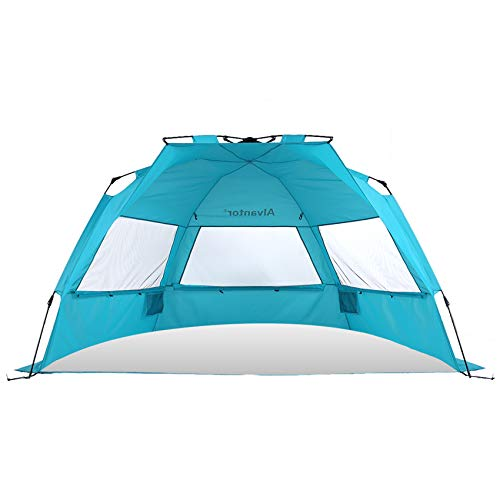 Alvantor Beach Tent Camping Hiking
