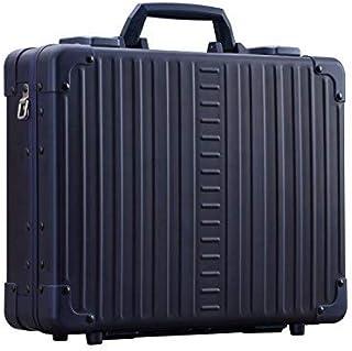 "ALEON 17"" Aluminum Business Attache Hardside Business Briefcase"