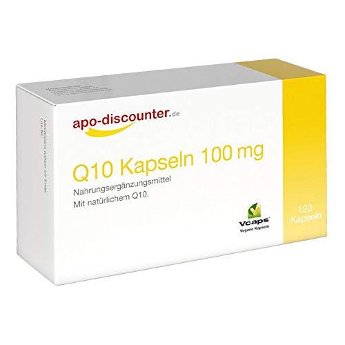 Q10 Kapseln 100 mg 120 stk