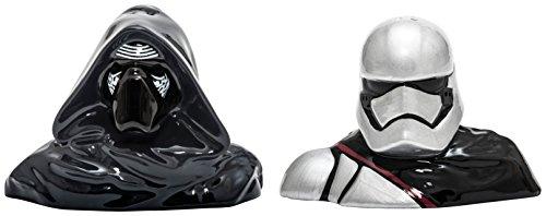 Star Wars 21656 Salz-und Pfefferstreuer aus Keramik
