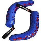 Secador de botas Drysure, ideal para botas de esquí y snowboard, no requiere electricidad ni calor, color azul y rojo, tamaño talla única
