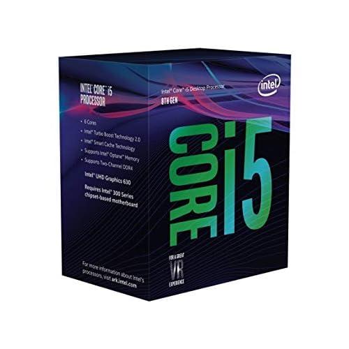 Intel Core i5 8600 Box