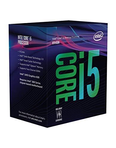 Intel BX80684I58600 - Procesador, Color Azul