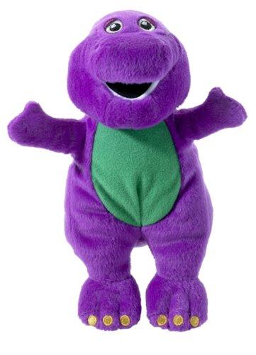 Le Barney en peluche Objets de collection - Barney