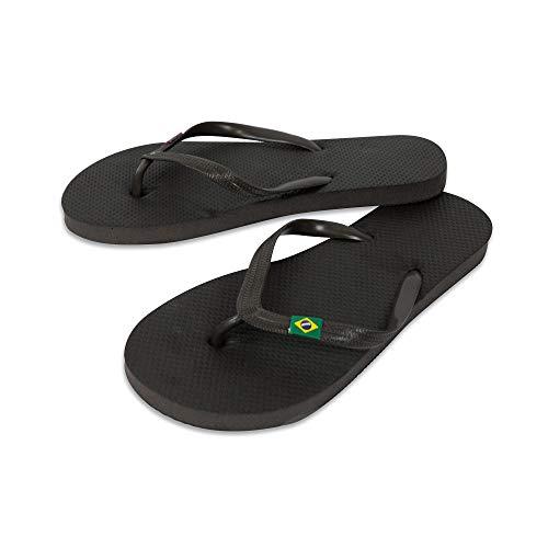 CoboFamily Chanclas Hombre, Zapatos de Playa y Piscina, Flip Flop Verano Adulto Multicolor, Suela de Goma Antideslizante Talla 40-45 EU