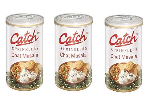 Catch Sprinklers Chaat Masala Powder Pack grams 100 each of Very popular 3 low-pricing