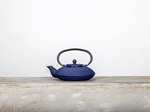 Thekitchenette - Théière en Fonte Fuji Bleu 0.8 L