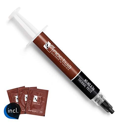 Noctua NT-H2 3.5g, Pâte Thermique avec 3 Lingettes Nettoyantes (3,5 g)