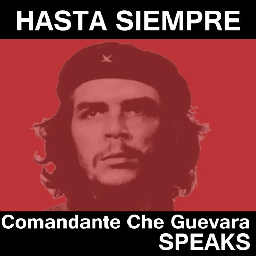 Che Guevara Speaks audiobook cover art