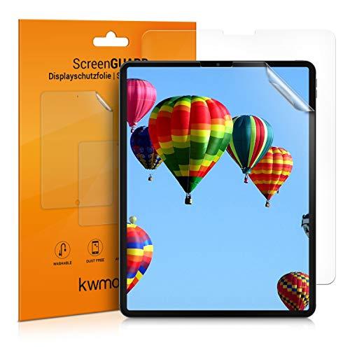 kwmobile 2X Folie kompatibel mit Apple iPad Pro 12,9