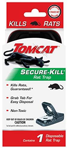 Price comparison product image Tomcat Secure-Kill Rat Trap