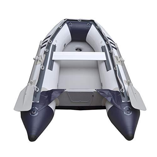 Newport Vessels Carmel Drop Stitch Air Mat Floor Inflatable Tender Dinghy Boat (7-Feet 7-Inch)